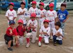 流山市友遊ボール大会 第3位!!